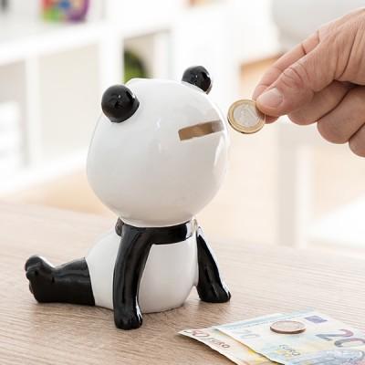 Tirelire Céramique Ours Panda