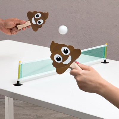 Jeu de Ping Pong Poo