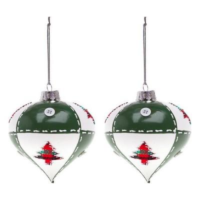 Boules de Noël (2 pcs) 113732