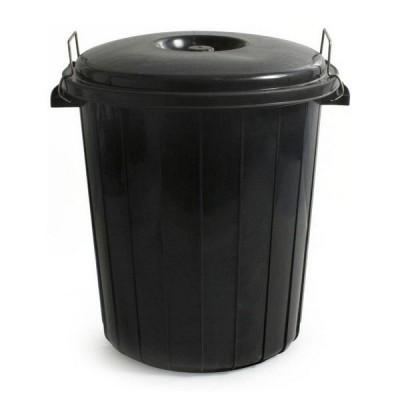 Poubelle Noir