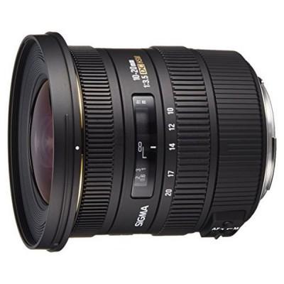 Objectif Sigma 10-20 mm F...