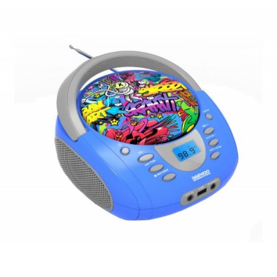 Radio Bluetooth portable...