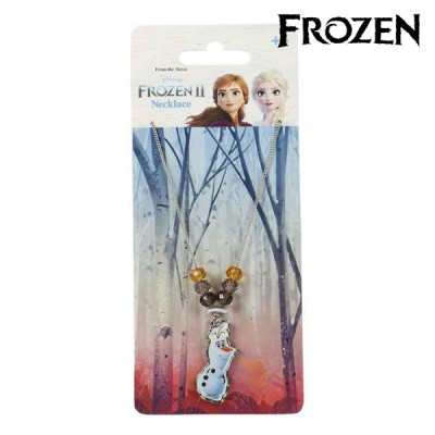 Collier Fille Olaf Frozen...
