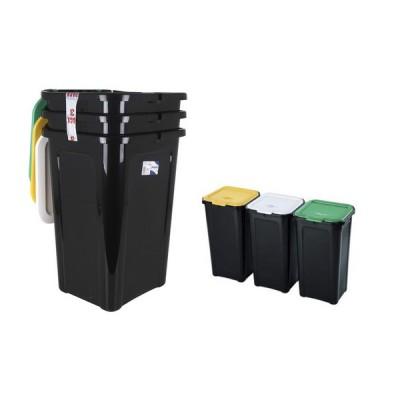 Poubelle recyclage...