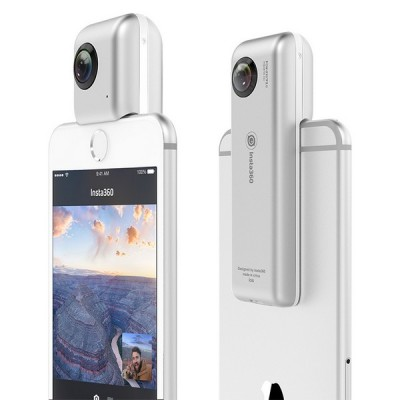 Caméra 360º pour Smartphone...