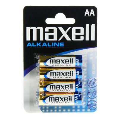 Piles Alcalines Maxell 1.5V...