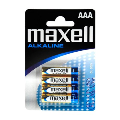 Piles Alcalines Maxell...