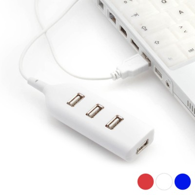 Hub USB 4 Ports 143898