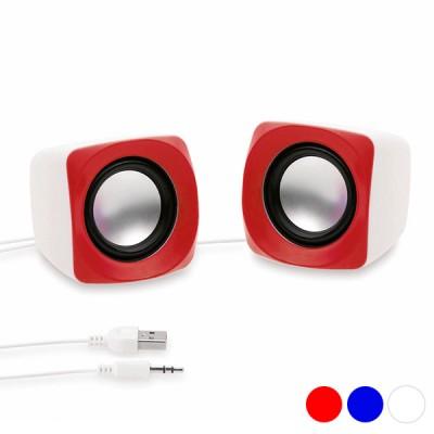 Mini haut-parleurs 3W 144083