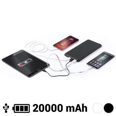 Power Bank 20000 mAh USB-C...