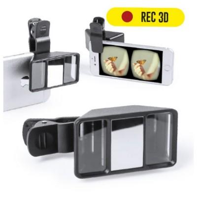 Objectif 3D pour Caméra de...