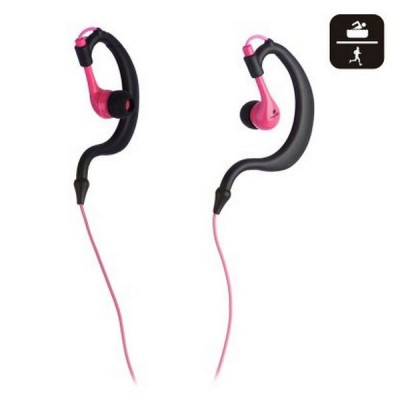 Écouteurs Sport NGS PINKTRITON