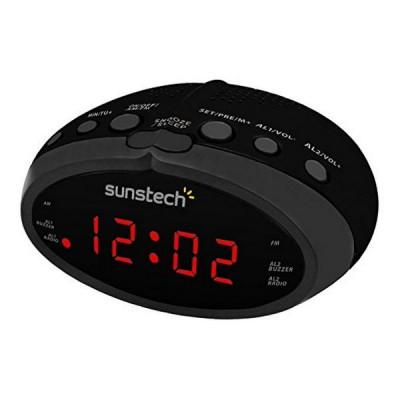 Radio-réveil Sunstech...