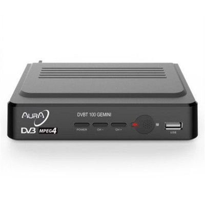 TNT Aura GEMINI 100 HDTV USB