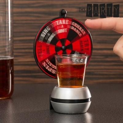 Jeu à Boire Roulette
