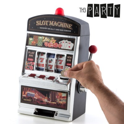 Tirelire Slot Machine Th3...