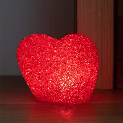 Coeur avec LED Multicolore...