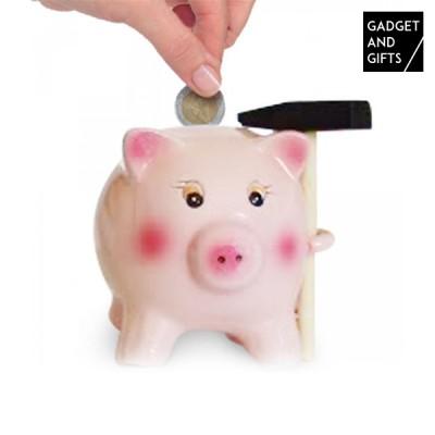 Tirelire Cochon Céramique...