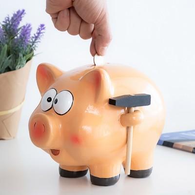 Tirelire Petit Cochon Géant...