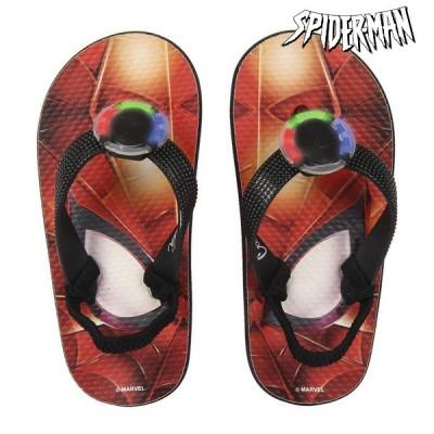 Tongs avec LED Spiderman