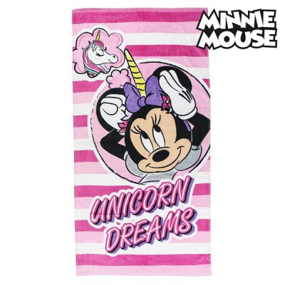 Serviette de plage Minnie...