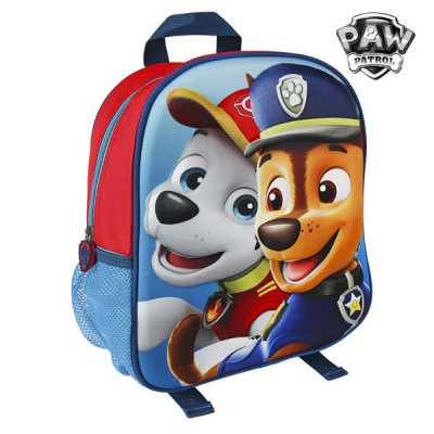 Cartable 3D The Paw Patrol...