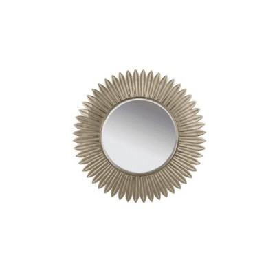 Miroir (92 x 2 x 92 cm) Laiton