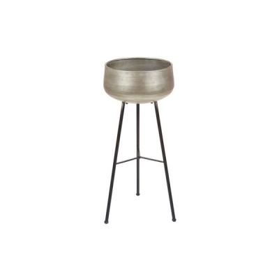 Cache-pot Metal Design