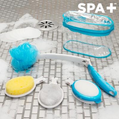 Set d'Accessoires de Bain Spa+