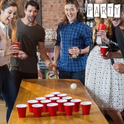 Jeu à Boire Pong Th3 Party