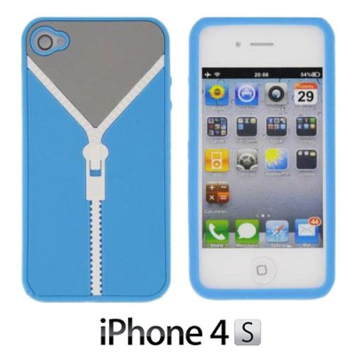 Coque iPhone 4/4S Fermeture...