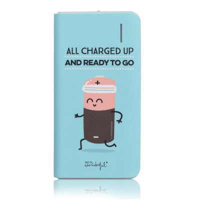 Power Bank Mr. Wonderful...