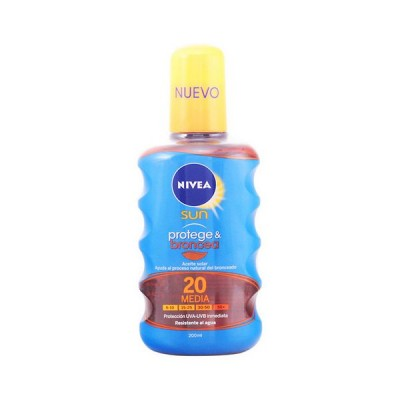 Huile protectrice Spf 20...