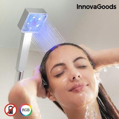 Eco-douche LED avec Capteur...