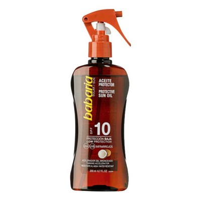Huile Solaire Babaria Spf...