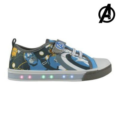 Baskets Casual avec LED The...
