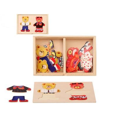 Puzzle Enfant Bears