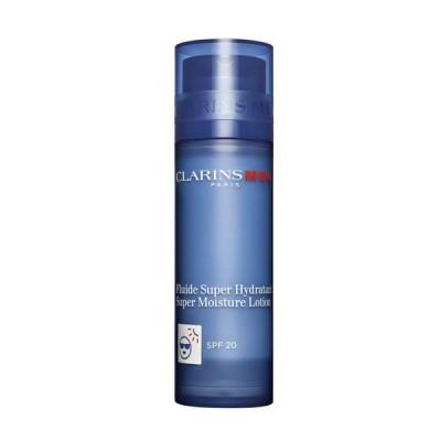 Fluide hydratant Clarins...
